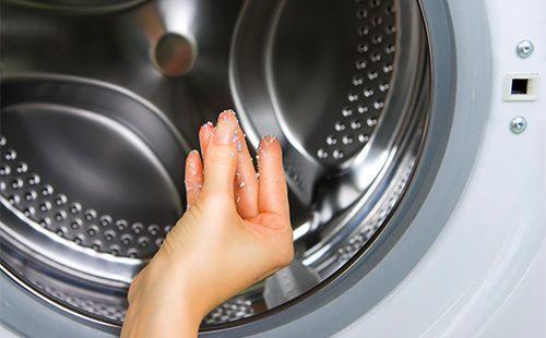 Мокрый барабан стиральной машины