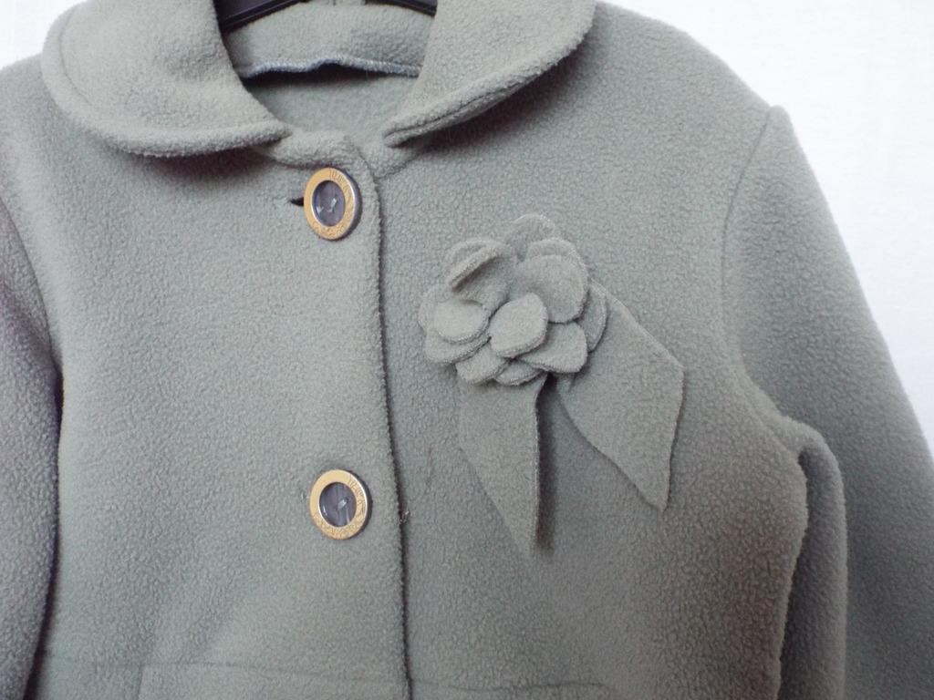 Чистка палто из флиса