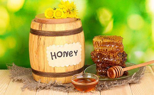 Боченок с медом