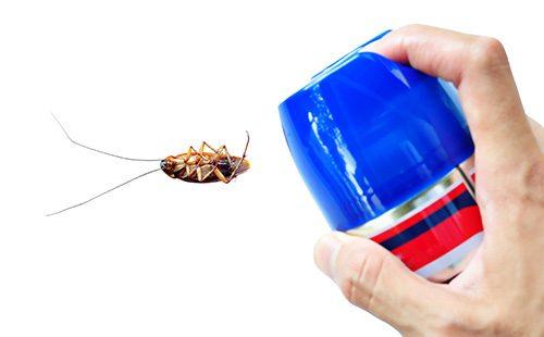 Спрей от тараканов