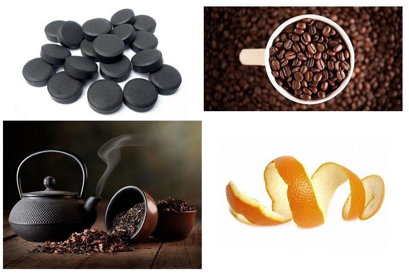 Активированный уголь и другие средства от запаха
